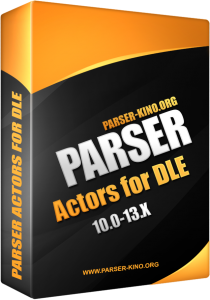 Parser Actors for DLE v0.9.8
